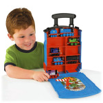 Станция паровозика Томаса Fisher-Price (Фишер Прайс)Станция паровозика Томаса Fisher-Price (Фишер Прайс)