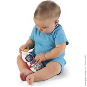 Ученый телефон (на русском языке), Fisher-Price - фото 1